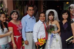 Đám cưới Hiếu Hiền và bạn bè đồng nghiệp